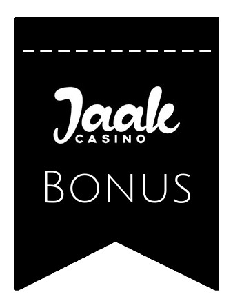 Latest bonus spins from Jaak Casino