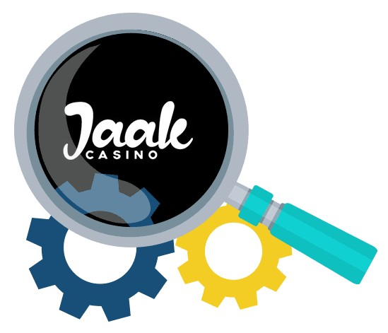 Jaak Casino - Software