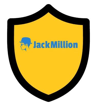 JackMillion - Secure casino