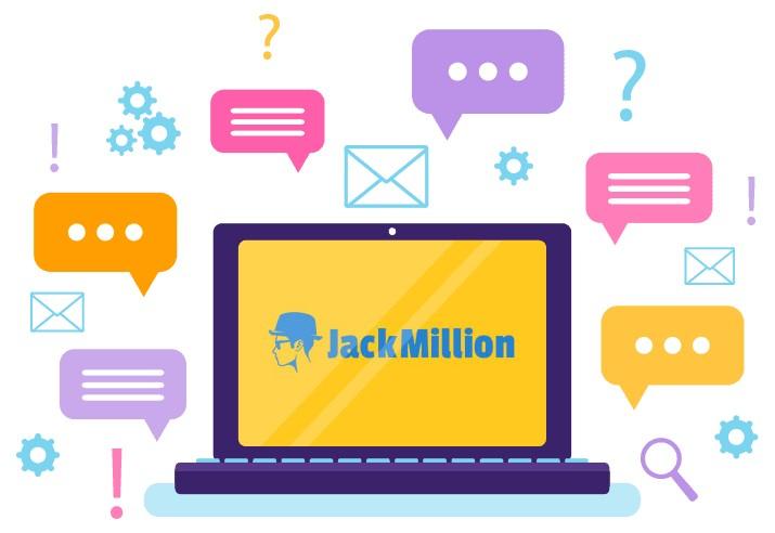 JackMillion - Support