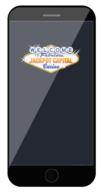 Jackpot Capital Casino - Mobile friendly