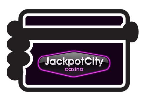 Jackpot City Casino - Banking casino