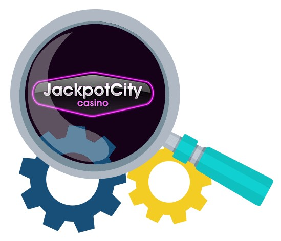 Jackpot City Casino - Software