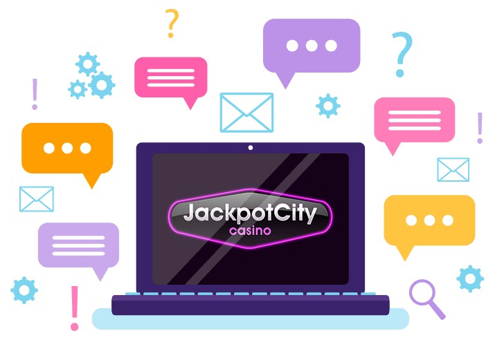 Jackpot City Casino - Support