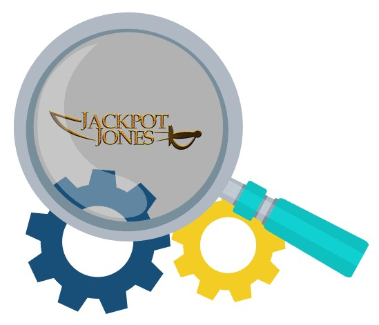 Jackpot Jones Casino - Software