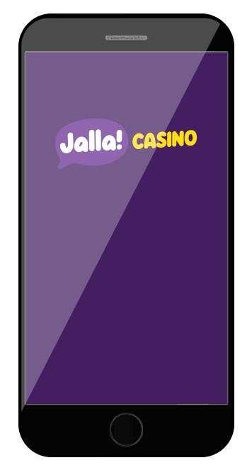 Jalla Casino - Mobile friendly