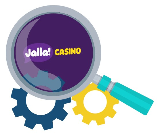 Jalla Casino - Software