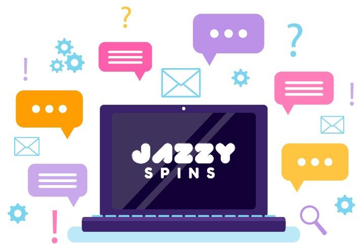 Jazzy Spins - Support