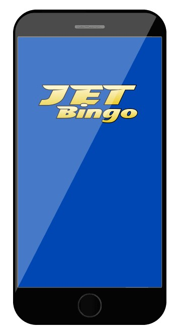 JetBingo - Mobile friendly