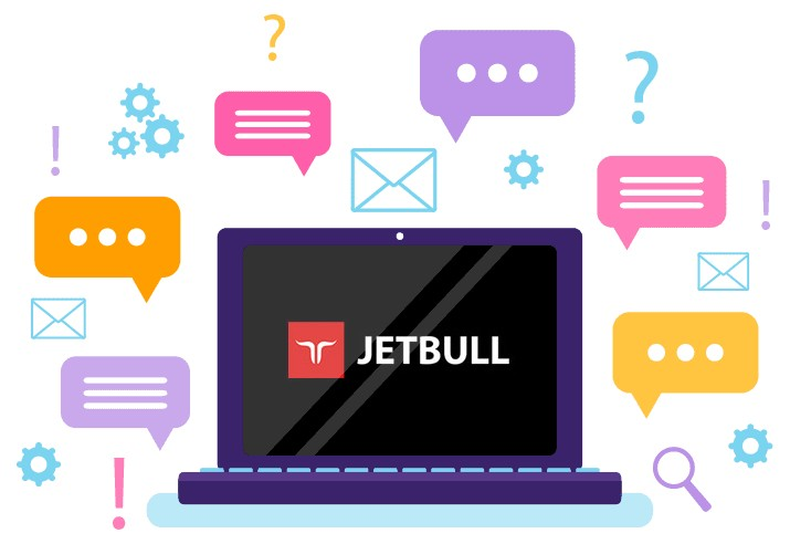 Jetbull Casino - Support