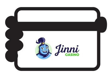 Jinni Casino - Banking casino