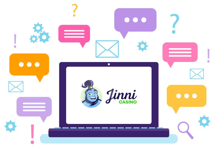 Jinni Casino - Support