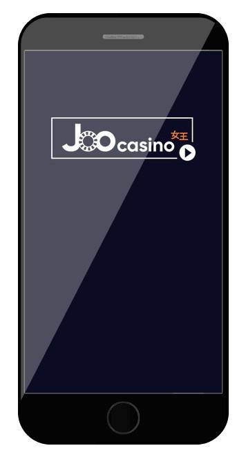 Joo Casino - Mobile friendly