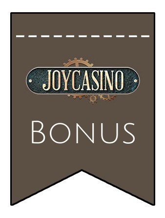 Latest bonus spins from JoyCasino