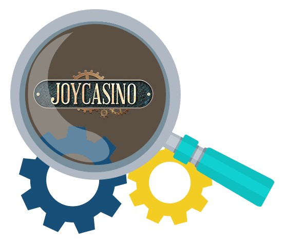 JoyCasino - Software