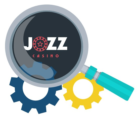 Jozz Casino - Software