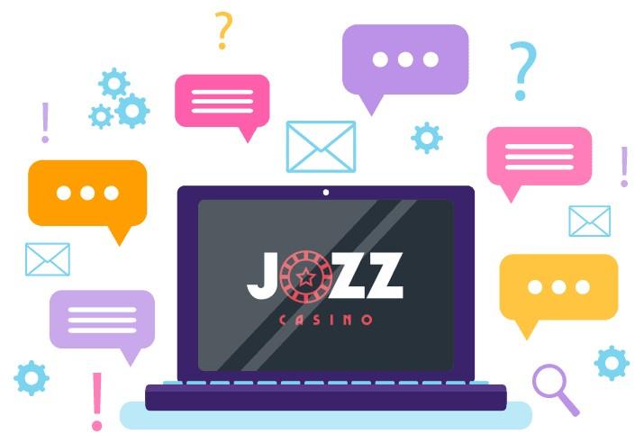 Jozz Casino - Support