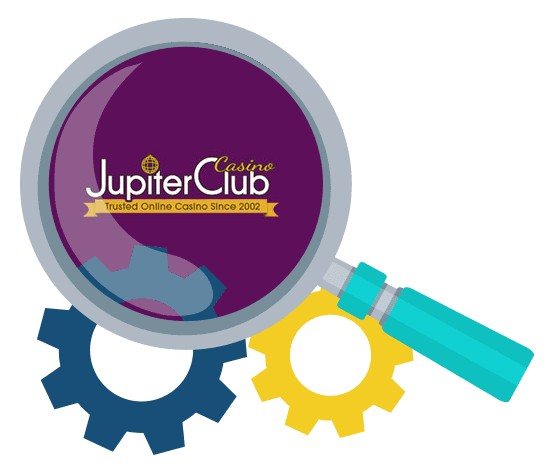 Jupiter Club Casino - Software
