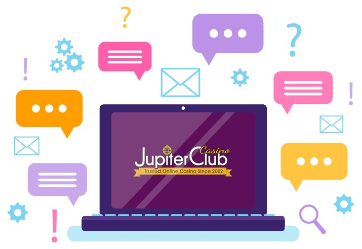 Jupiter Club Casino - Support