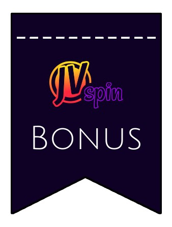 Latest bonus spins from JVspin