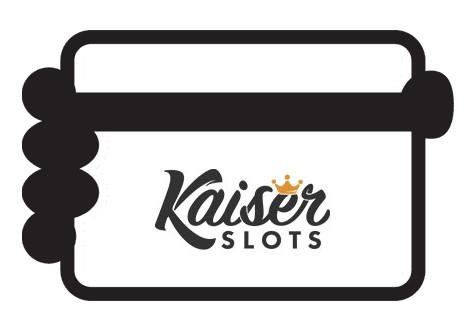 Kaiser Slots Casino - Banking casino