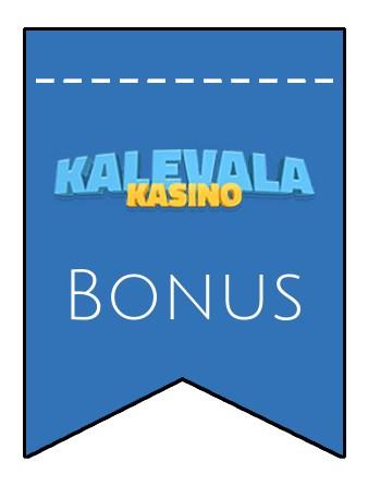 Latest bonus spins from Kalevala Kasino