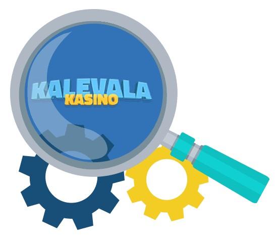 Kalevala Kasino - Software