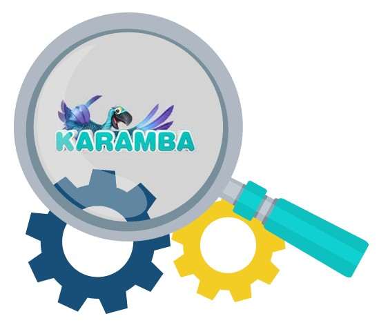 Karamba Casino - Software