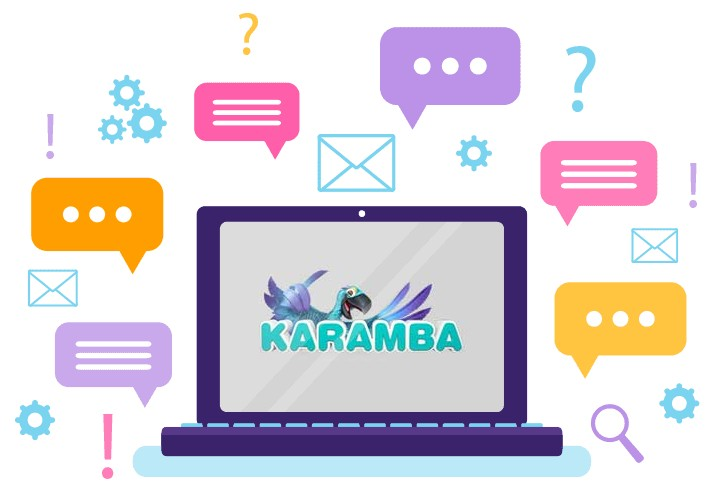 Karamba Casino - Support