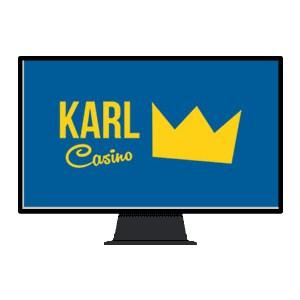 Karl Casino - casino review
