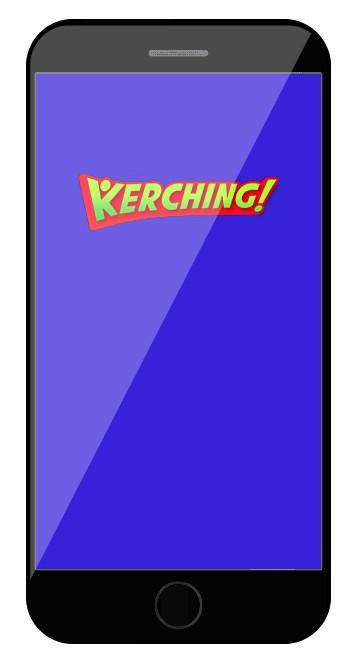 Kerching Casino - Mobile friendly