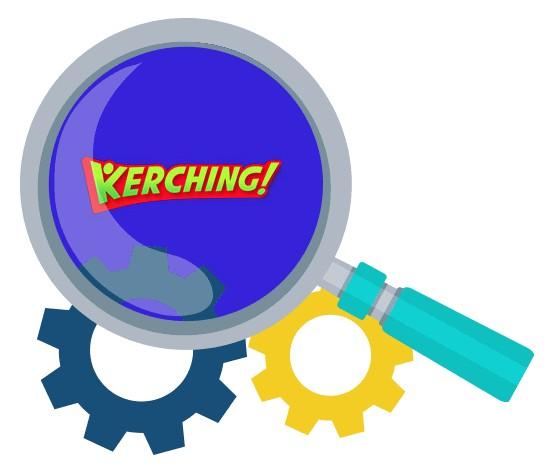 Kerching Casino - Software
