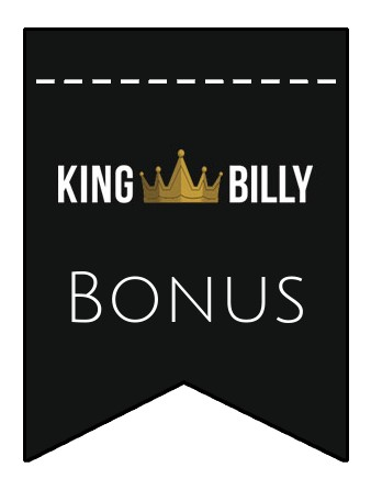 Latest bonus spins from King Billy Casino