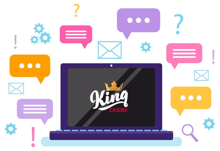 King Casino - Support