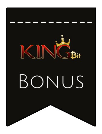 Latest bonus spins from Kingbit