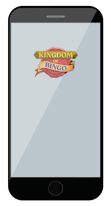 Kingdom of Bingo - Mobile friendly