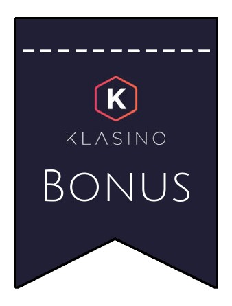 Latest bonus spins from Klasino