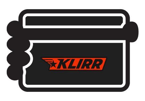 Klirr - Banking casino