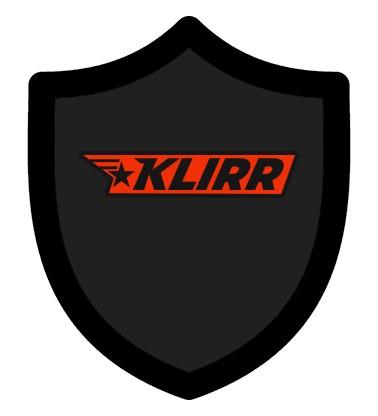 Klirr - Secure casino