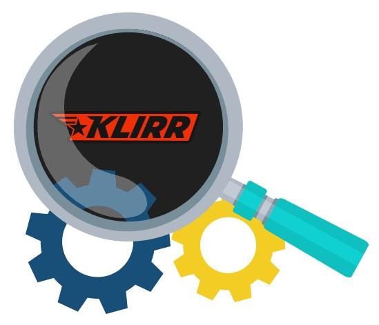 Klirr - Software