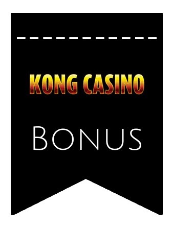 Latest bonus spins from Kong Casino