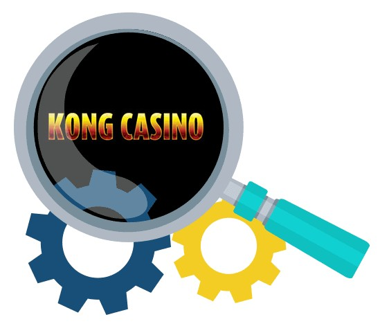 Kong Casino - Software