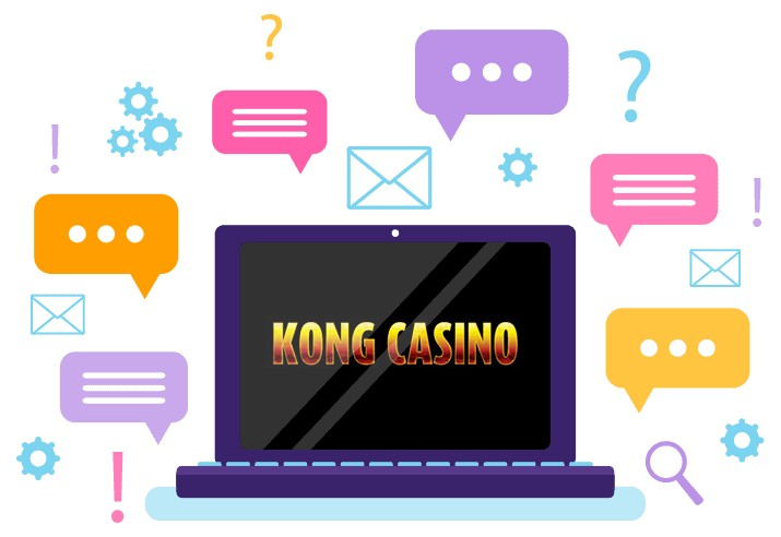 Kong Casino - Support