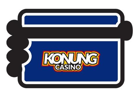 Konung Casino - Banking casino