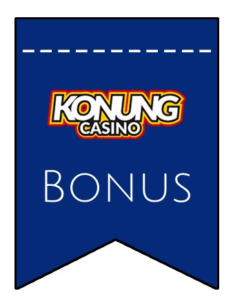 Latest bonus spins from Konung Casino