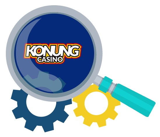 Konung Casino - Software