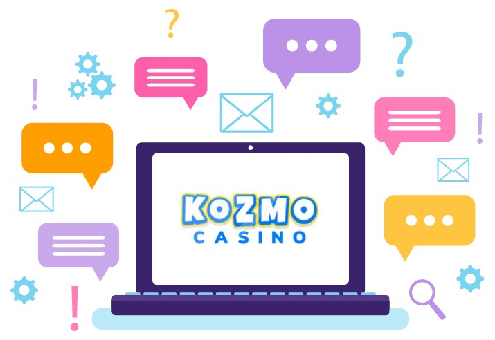 Kozmo Casino - Support