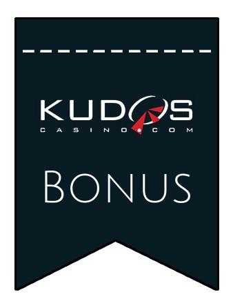 Latest bonus spins from Kudos Casino