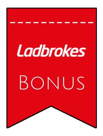 Latest bonus spins from Ladbrokes Casino