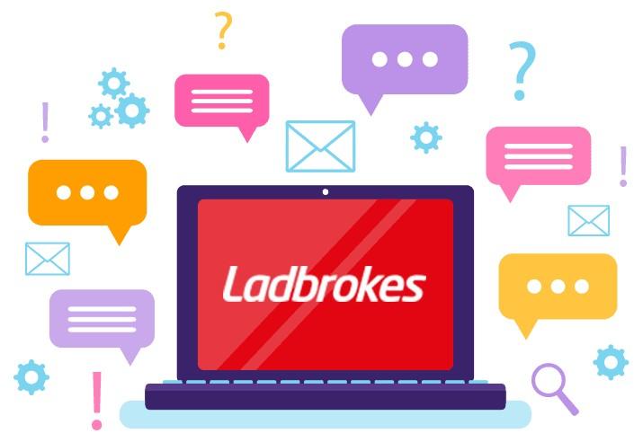 Ladbrokes Casino - Support